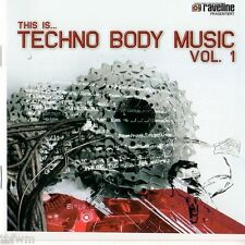 This Is Techno Body Music Vol. 1 - 2CD BOX - EBM INDUSTRIAL TECHNO ELECTRO