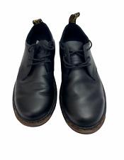 Femme Dr.Martens Chaussures Cuir Noir EU36 UK3 US4 AU4 XNA868