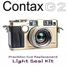 Contax G2 Reemplazo Luz Sello Kit ~ Set completo de sellos encontrados en esta Cámara