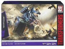 Transformers Platinum Edition Trypticon G1 Decepticon City Free Ship MISB