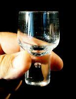 Beautiful Holmegaard Shot Glass