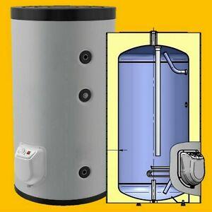 150 200 300 500 750 L Liter Elektrospeicher Standspeicher Warmwasserspeicher