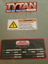 ELECTRIC TANKLESS WATER HEATER TYTAN 3 PHASE 48000 WATTS