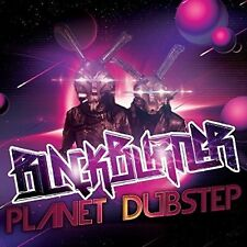 Blackburner - Planet Dubstep [New CD]