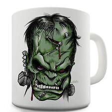 Twisted Envy Angry Frankenstein's Monster Ceramic Tea Mug