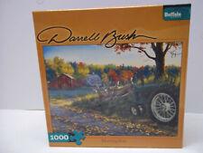 Darrell Bush Morning Run Jigsaw Puzzle 1000 Piece Buffalo Games