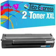 2 Toner XL für Samsung MLT-D1042S ML-1660 ML-1660 N ML-1665 ML-1666 ML-1670