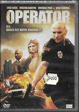 DVD ZONE 2--OPERATOR--GOSS/BARTON/PARE/RHAMES--NEUF
