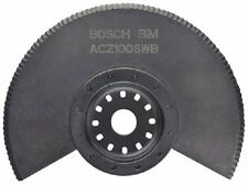 BOSCH ACZ 100 SWB BI-METAL MULTI TOOL SERRATED EDGE BLADE – PMF180 / GOP