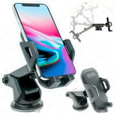 360° Suction Cup Mount Car Cell Phone Holder Stand Windshield Dash Dashboard