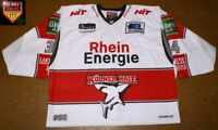 Kölner Haie * 09/10 * No. 34 * Norm Maracle * white/away (4 game/3 backup/2 pre)