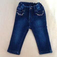 Baby Jeans Jeanshose  Hose Mädchen H&M Mädchenjeans Gr 92 Top Zustand