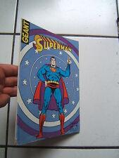 SAGE EDITION  / SUPERMAN GEANT / NUMEROS 1 / 1979