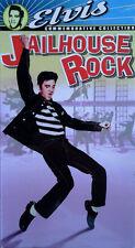 ELVIS PRESLEY, JUDY TYLER - JAILHOUSE ROCK - MGM / UA - VHS TAPE  - SEALED