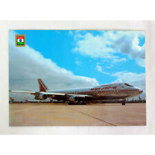 Air India Airlines - Boeing 747-200 - Aircraft Postcard - Good Quality
