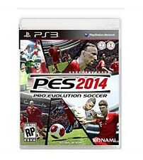 Pro Evolution Soccer 2014 RE-SEALED Sony PlayStation 3 PS PS3 2K14 14 GAME PES