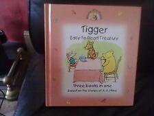 3in1 Tigger Easy to Read Treasury Hardback English Genre Fiction Dean 2000