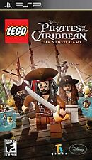 LEGO Pirates of the Caribbean: The Video Game  (PlayStation Portable, 2011)