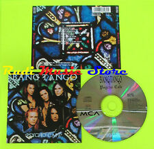 CD BANG TANGO Psycho cafe' 1989 germany MCA MCD 06048(Xs6) lp mc dvd vhs