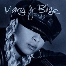 MARY J. BLIGE - MY LIFE  CD  18 TRACKS POP / R&B / SOUL  NEU