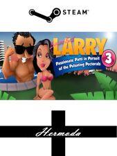 Leisure Suit Larry 3 Passionate Patti dans la poursuite... Clé Steam-pour PC Windows