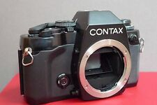 Cámara SLR Contax 159-cuerpo