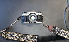 Vintage Canon AE-1 program 35mm Camera with Canon 50mm  + Beston lens with case