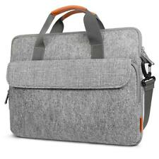 Inateck 15-15.6 Inch Laptop Shoulder Bag, Briefcase, Carrying Case - Light Gray