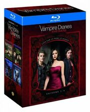 Vampire diaries love sucks SAISON 1 à 4 COFFRET BLU-RAY NEUF SOUS BLISTER