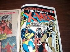 Uncanny X-Men #124 Reprint in Classic X-Men #30 from Feb 1989 in F/VF NS