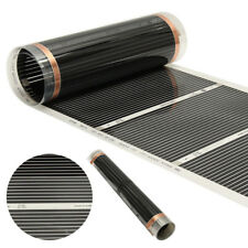 50cmx2m 60°C Electric Home Floor Infrared Underfloor 220V Heating Warm Film Mat