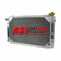 3 ROW Radiator For 88-97 Nissan GQ Patrol Y60 4.2L Petrol TB42S/TB42E AT/MT PRO