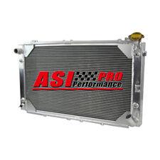 3 ROW Radiator For Nissan GQ Patrol Y60 2.8L 4.2L Diesel & 3.0L Petrol 88-97 PRO
