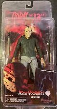 "Jason Voorhes 7"" Friday the 13th Part 3 Action Figure by Neca Factory Sealed"