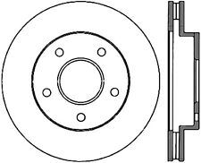 Disc Brake Rotor-4WD Front/Rear-Right Stoptech 128.66006R