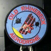 Old Rhinebeck Aerodrome, Rhinebeck, New York Patch