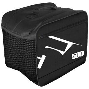 509 Helmet Gear Bag Storage Carrier - Black & White - 509-HEL-BAG