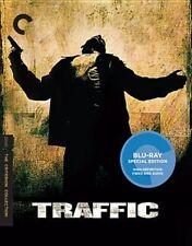 715515090810 Criterion Collection Traffic With Benicio Del Toro Blu-ray