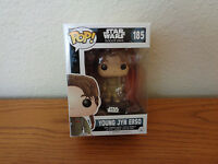 Star Wars Rogue One Young Jyn Erso #185 Funko Pop!