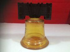 Liberty Bell, Avon Figural Bottle, Vintage,  American History, Empty.