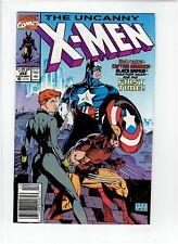 Uncanny X-Men #268 1990 Jim Lee Newsstand Edition