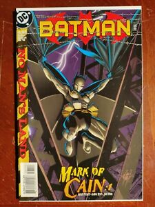 DC Comics Batman #567 First Appearance Cassandra Cain Key Comic Book