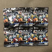 Mega Bloks Construx Halo CNC84 Charlie Series 6 Blind Pack lot *New Sealed* Toy