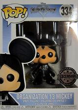 KINGDOM HEARTS Organization 13 Mickey - Funko Pop! (Limited Edition)