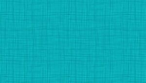 Cotton fabric Makower Linea Peacock blue fat quarters -metre