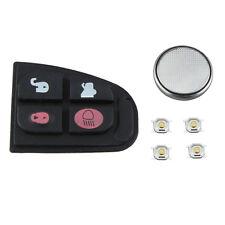 Remote Key Fob Case Full Repair Refurbishment Kit For Jaguar X Type SW