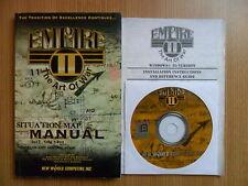 (PC) - Empire II-The Art of War