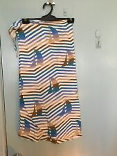 Maggie T Wrap Skirt in size 14