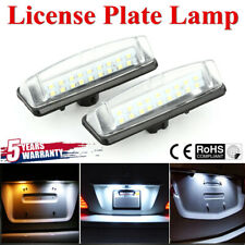 NEW LED License Plate Lamp Light 6000K for Toyota Camry Lexus IS300 IS200 LS430