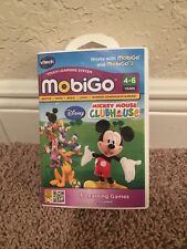 Vtech MobiGo Mickey Mouse Clubhouse Game Ages 4-6 Years